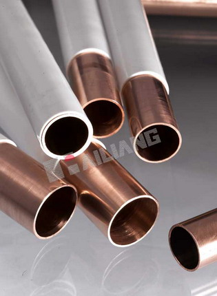 Plastic Coated Copper Tubes